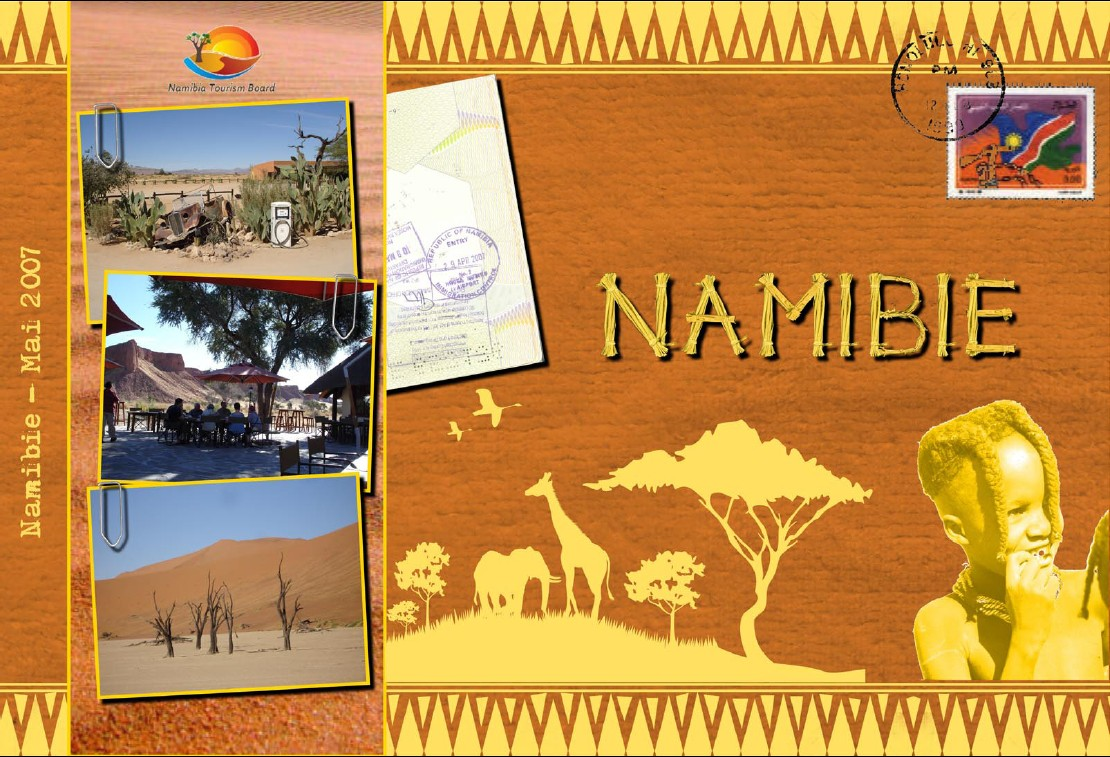 Namibie - Photos pays